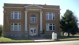 Stamford Carnegie Library Logo